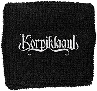 Korpiklaani - Wristband Logo (in One Size)