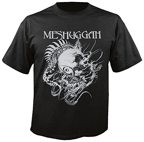 Meshuggah - Spine - T-Shirt Größe M