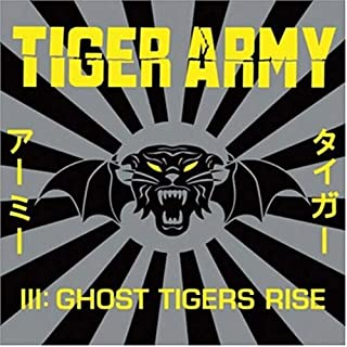 Tiger Army 3-Ghost Tigers Rise [12 inch Analog]