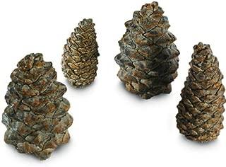 Best ceramic pine cones Reviews