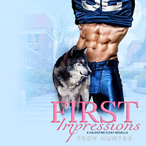 First Impressions: A Valentine's Day Novella audiobook cover art