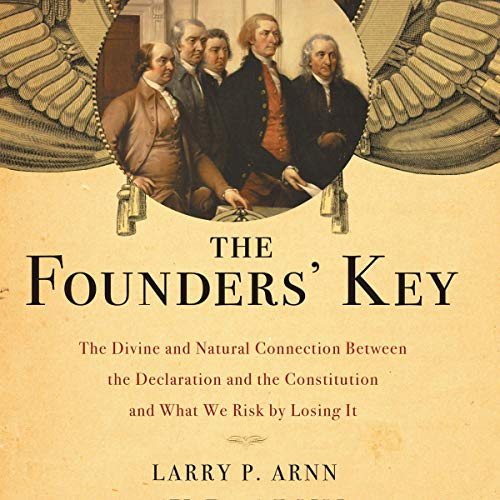 The Founders' Key  By  cover art