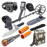 Best Metal Detector Headphones - Nokta Simplex Submersible Metal Detector with Wireless Headphones Review