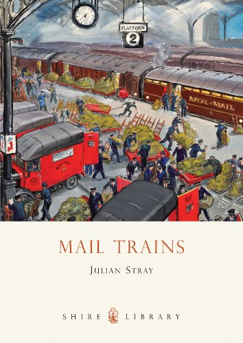 Mail Trains (Shire Library Book 657) (English Edition)