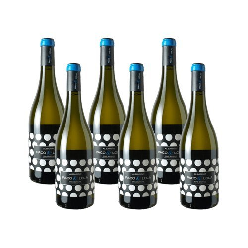 Paco & Lola - Vino Blanco- 6 Botellas