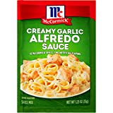 McCormick Creamy Garlic Alfredo Sauce, 1.25 oz