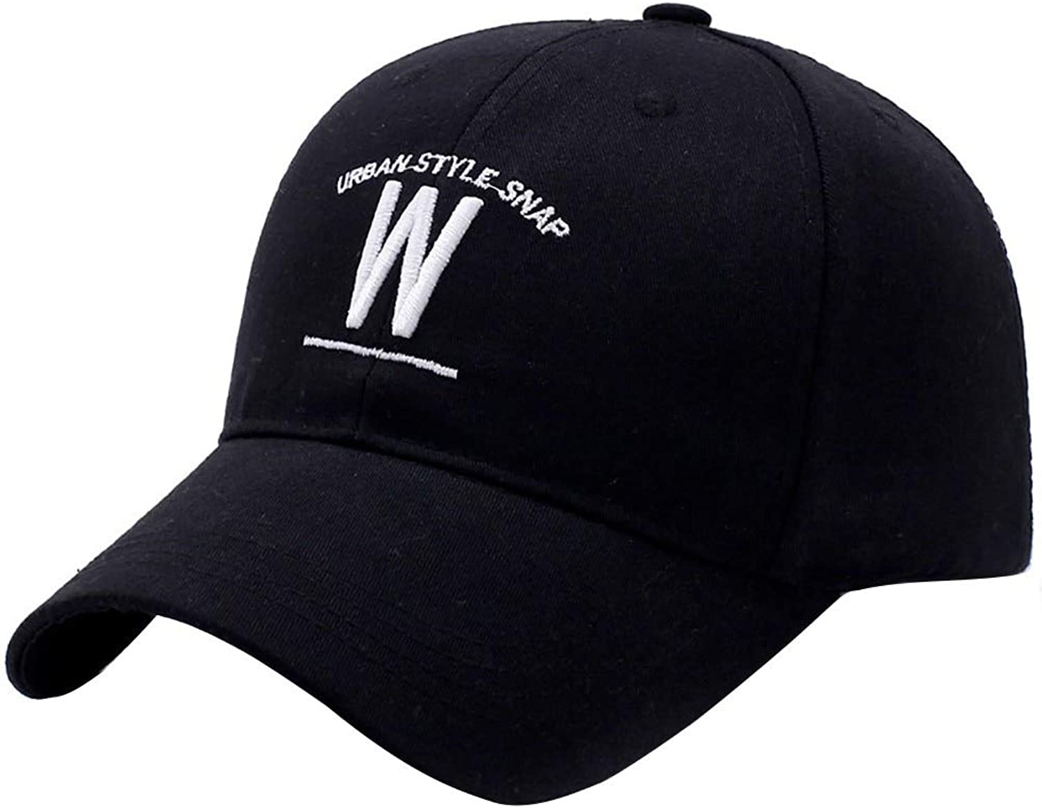 AAMOUISE Baseball Cap Summer Fashion Solid color Men Women Letter Hats Printing hat reached Waterproof Adjustable Cotton Outdoor hat