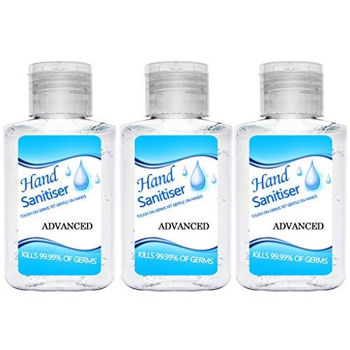 Hand Sanitizer Gel 3 Pack! – IN STOCK!
