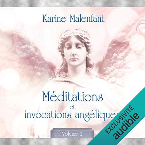 Couverture de Méditations et invocations angéliques 2