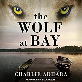 The Wolf at Bay cover art