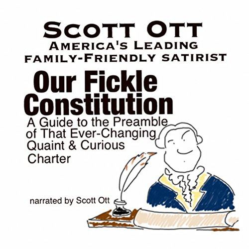 Our Fickle Constitution cover art