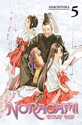 Noragami: Stray God Vol. 5 (English Edition)