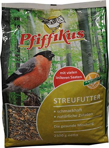 Streufutter Pfiffikus - Streufutter 2,5 kg