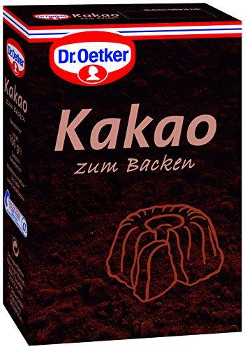 Dr. Oetker Kakao zum Backen, 100g