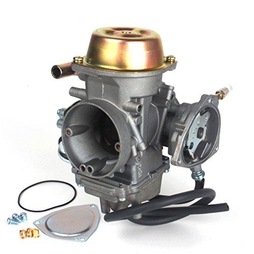 Wingsmoto Carburador Carb para Grizzly 600 660 YFM600 YFM660 ATV