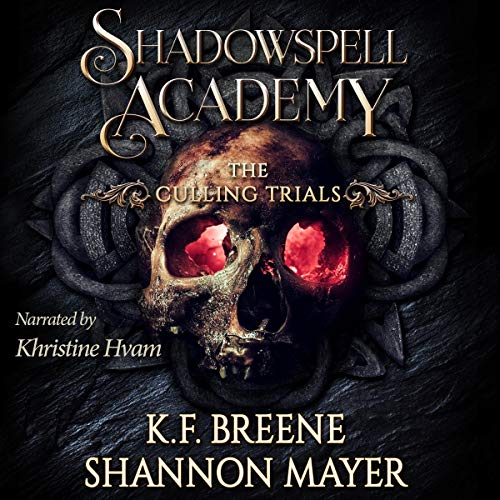 Shadowspell Academy: The Culling Trials, Book 2 cover art