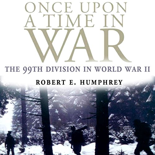 Once Upon a Time in War audiobook cover art