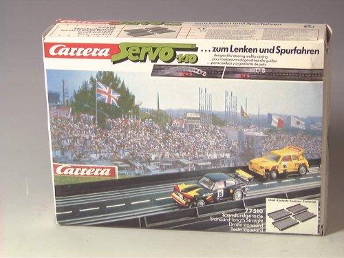 Carrera Standart Gerade 4St Servo 140 CARRERA 20077510