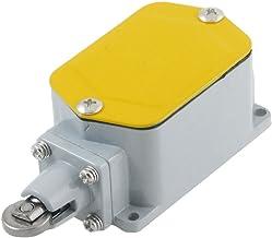 IIVVERR JLXK1-411 Parallel Roller Plunger Limit Switch AC 380V DC 220V 5A (JLXK1-411 Interruptor de límite de émbolo de rodillo paralelo AC 380V DC 220V 5A