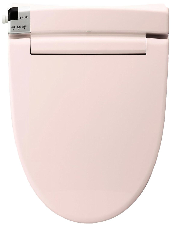 INAX 【日本製で2年保証&キレイ便座?脱臭?コードレスリモコンの貯湯式】 温水洗浄便座 シャワートイレ ピンク CW-RT2/LR8