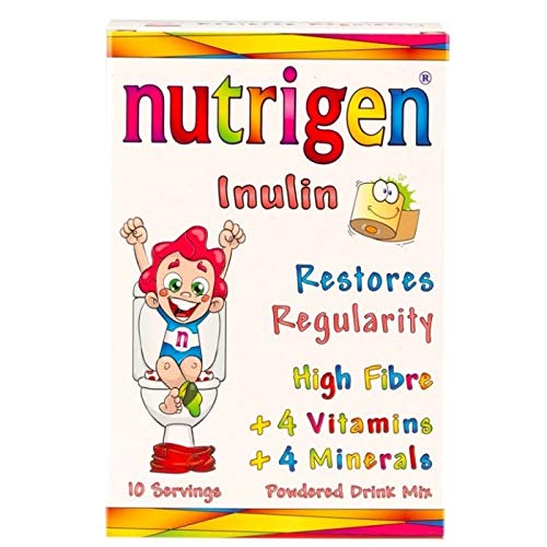Nutrigen Childrens Inulin Powder Drink Mix 10 Sachets