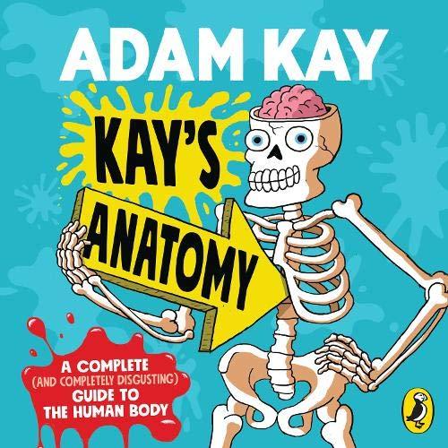 Couverture de Kay's Anatomy