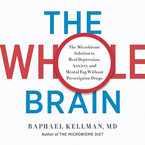 The Whole Brain audiobook cover art