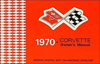 Best 1970 corvette owners manual Reviews