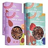 Be Nuts: Granola (Paleo Pack, Pack de 4)