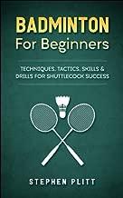 badminton drills for beginners