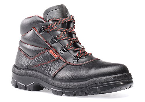 YDS Safety Boots with Steel Toe | Anti-Static, Shock Absorbent Work Boots