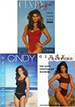 Cindy Crawford - New Dimension/The Next Challenge Workout/Shape Your Body (3 Pack)
