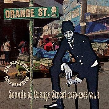 Derrick Morgan Sounds of Orange Street 1959-1968 Street,Vol.1