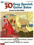 30 Easy Spanish Guitar Solos (English Edition)