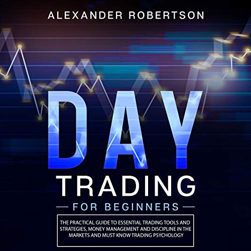 Day Trading for Beginners cover art