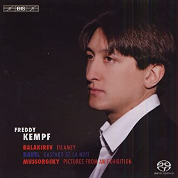Mussorgsky, M.P.: Pictures at an Exhibition / Ravel, M.: Gaspard De La Nuit / Balakirev, M.A.: Islamey