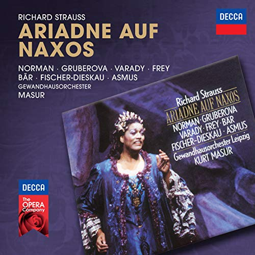"""R. Strauss: Ariadne auf Naxos - """"Ich grüße dich, du Bote aller Boten"""" - """"Du schönes Wesen! Bist du die Göttin dieser Insel?"""""""