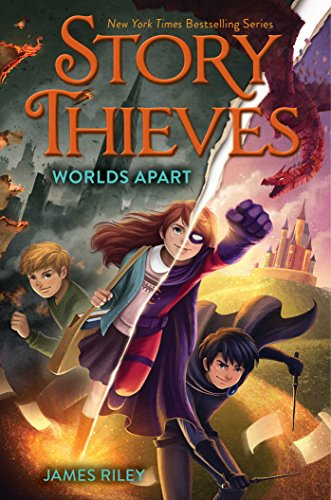 Compare Textbook Prices for Worlds Apart 5 Story Thieves Reprint Edition ISBN 9781481485753 by Riley, James