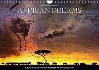 """Emotionale Momente: African Dreams (Wandkalender 2022 DIN A4 quer): Phantastische Momente wurden zu neuen """"African Dreams"""" kreiert. (Monatskalender, 14 Seiten )"""