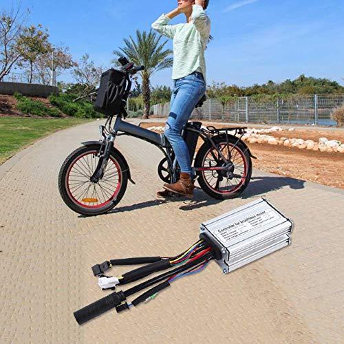 FOLOSAFENAR El Controlador de Bicicleta eléctrica Mejora la eficiencia operativa 6 Tubos...