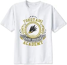 My Hero Academia T Shirt Tokoyami Dark Shadow Academy – Boku No Hero Cosplay Plus Ultra