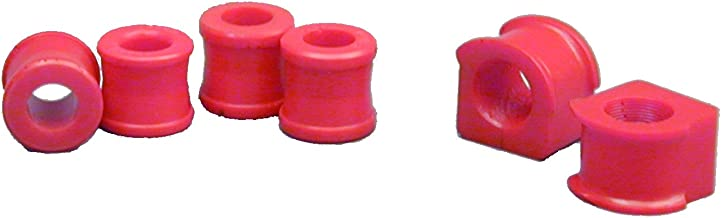 Prothane 22-1102 Red 21 mm Front Sway Bar Bushing Kit