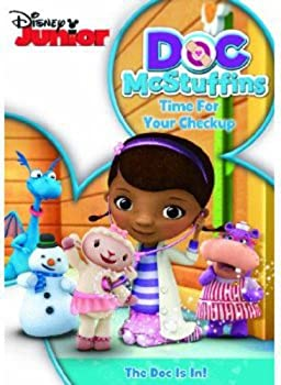 Doc McStuffins  Time for Your Check-Up