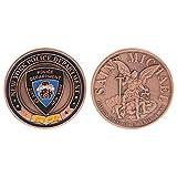 Fugift Lucky Poker Card Guard Es mi Tiempo Colecci/ón de Monedas conmemorativas Art Craft Gift