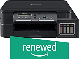 (Renewed) Brother DCP-T510W Inktank Refill System Printer with Built-in-Wireless Technology
