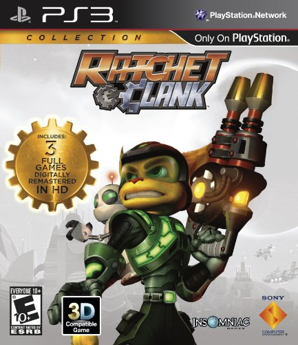 Sony Ratchet & Clank Collection