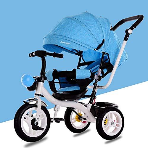 Olydmsky Carro bebe,Cochecito, amortiguador, rueda inflable, cochecito de bebé, cochecito de gama alta