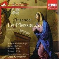 Messie - Schwarzkopf, Hoffman, Gedda, Hines, K by G.F. Haendel (2008-01-13)