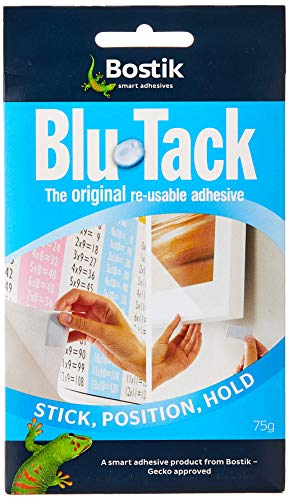 Blu-Tack Reusable Adhesive 75g