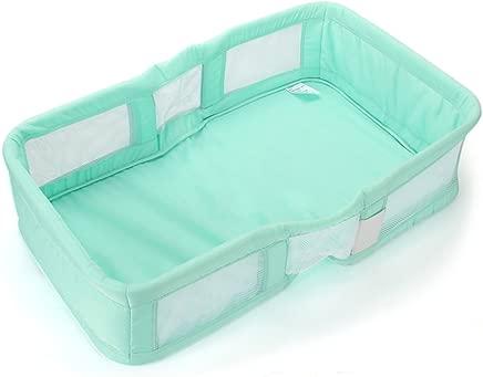 Breastfeeding pillow Crib Infant portable washable does not fade multifunction folding play sleeping baby sleeping basket 18cm